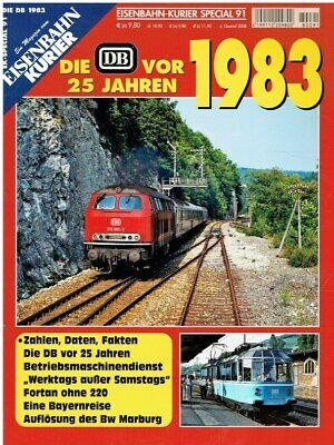Traube Eisen (Goette, Peter; Traube, Manfred: Eisenbahn Kurier EK Special Heft 91 Die DB vor 2)