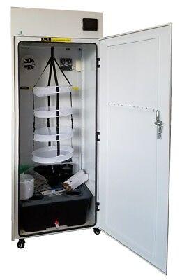 Maxihydro 4 Pods Hydroponic Grow Cabinet 400 Watt Digital Grower Cannabis