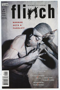 Flinch (Vol 1) # 1 DC-Vertigo (1999) MODERN AGE COMIC Horror