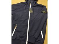 Brand New With Tags Men's S.I Jacket Navy £30