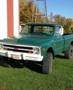 WANTED!!!!!OLD PROJECT TRUCK