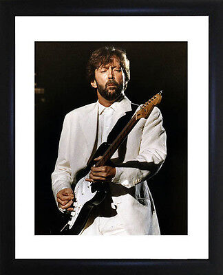 Eric Clapton Framed Photo CP1179