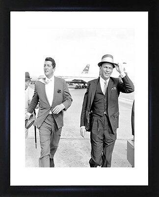 Frank Sinatra And Dean Martin Framed Photo CP1071