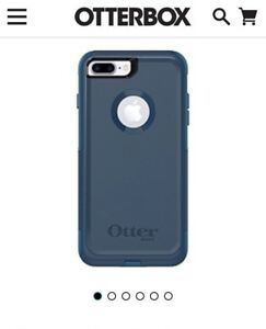 Otterbox Commuter case for iPhone 7+ or iPhone 8+
