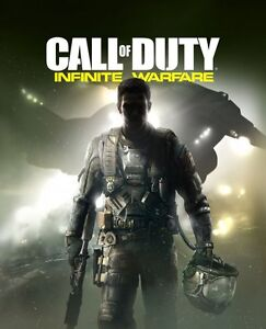 ps4 Account- Call of duty infinite warfare and the division
