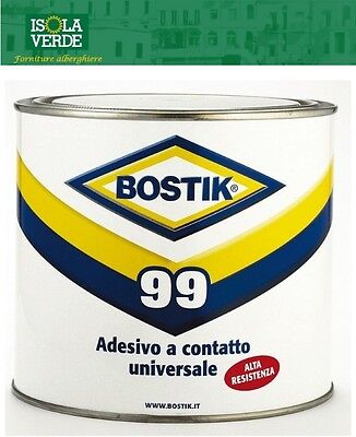 COLLA COLLANTE ADESIVO A CONTATTO UNIVERSALE BOSTIK 99