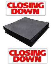 CLOSING DOWN RUBBER TILES BUSINESS - GYM TILES FLOORING & MATS Hillarys Joondalup Area Preview