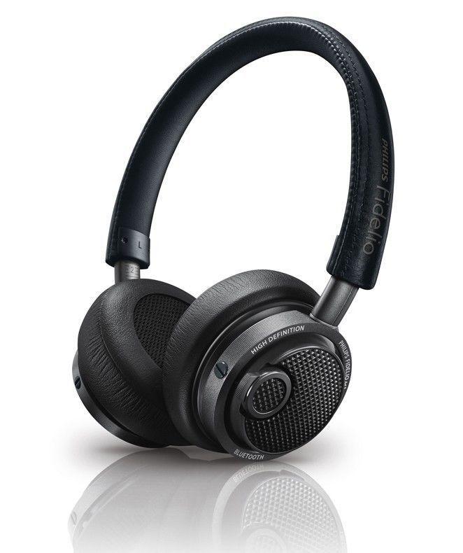 Philips Fidelio M1BT Wireless On-Ear Headphones