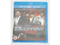DVD FILM MOVIE JOHN WOO's A BETTER TOMORROW 2012 3D BLURAY BLU RAY DTS BROTHER's