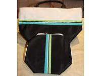 Toiletries bag set