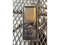 iPod nano 8gb with case and charging lead