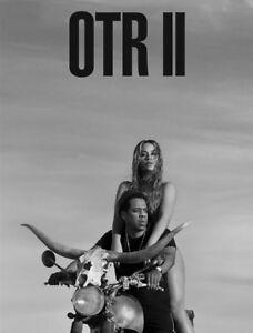 OTR II Jay-Z & Beyonce FLOOR SEATS x2