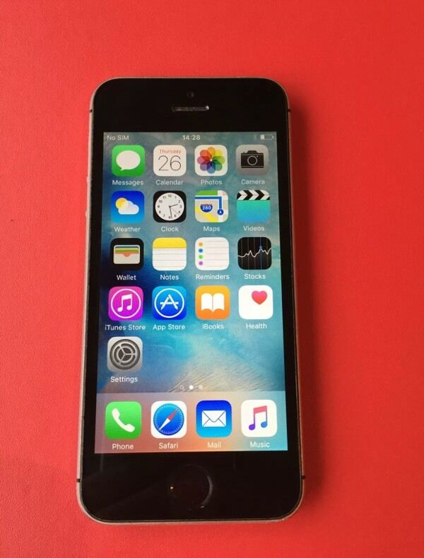 Apple iPhone 5s (16GB) Mobile Phone, Factory Unlocked, space Greyin Blackburn, LancashireGumtree - Apple iPhone 5s (16GB) Mobile Phone, Factory Unlocked, space grey,Used, Genuine Uk Model, Blackburn
