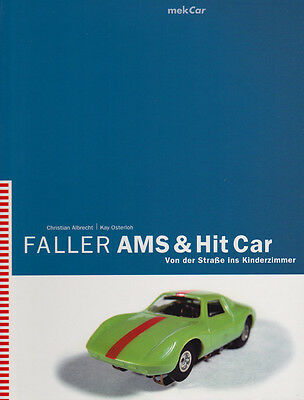 FALLER AMS & HIT CAR - BUCH Albrecht & Osterloh