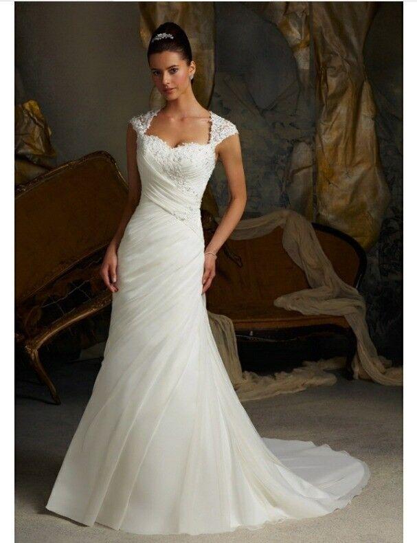 Mori Lee Ivory Wedding Dress 5103