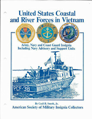 ASMIC United States Coastal And River Forces In Vietnam Reference Book