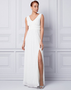 White dress from Le Chateau
