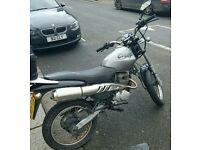 Honda Cityfly 125cc, old work horse with a complete engine replacement