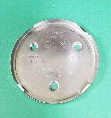Vintage KitchenAid Hobart Screw Cap Kit for Models 4C, 3C, 3B, etc.
