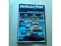1982 SCALEXTRIC MODEL CAR MAGAZINE