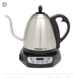 Bonavita electric kettle perfect speciality coffee