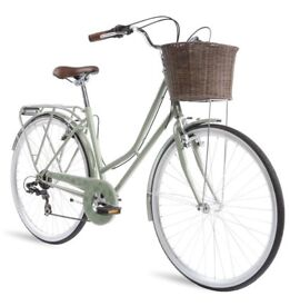 Women's Kingston Hampton City Bike Shimano