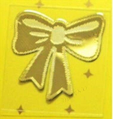 TPD 24K Gold Plated Anti Radiation Block Shield Cell Phone Sticker Ribbon