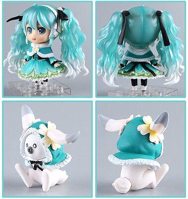 Nendoroid 047 Vocaloid Hatsune Miku Halloween Ver. Figure New No Box 10cm - Hatsune Miku Halloween Ver