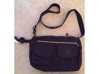 Kipling Arkan Navy Medium Handbag