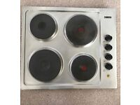 Zanussi electric hob in good condition