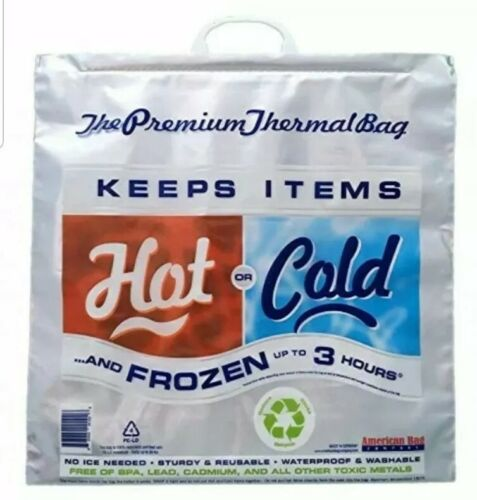 Insulated Bag | Thermal Bag | Hot Cold Bag