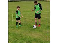 1to1 football coaching free 30mins