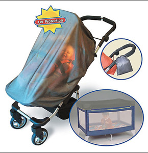 Stroller cover AND caddy (2 items for $15)