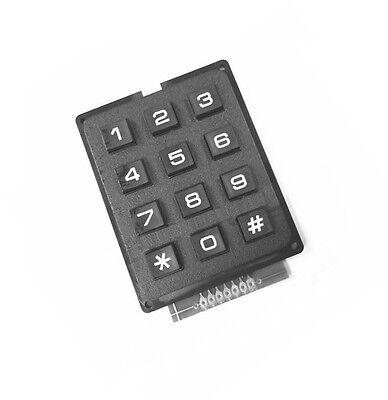 1pcs 4 X 3 Matrix Array 12 Keys 43 Switch Keypad Keyboard Module For Arduino L