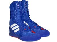 ADIDAS TYGUN BOXING TRAINERS BOOTS SIZE 6