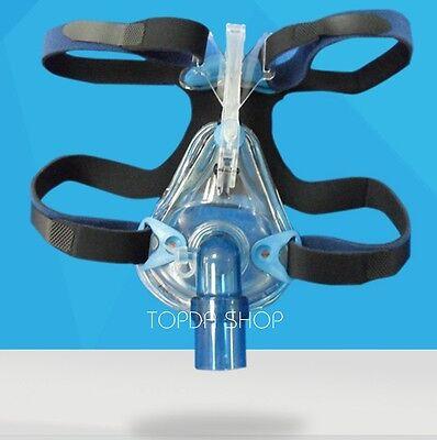 1pc Original New Mp01580-13 Drager Noninvasive Breathing Mask Size M Dhl Fedex
