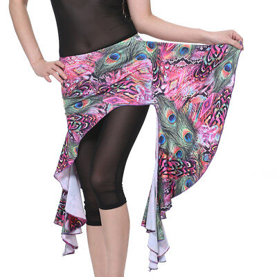 Special Price - Peacock Pattern Hip Scarf Belt Chain Belly Dance Costumes