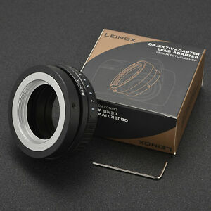 LEINOX-M42-FX-Tilt-Adapter-M42-Screw-Mount-Lens-to-Fujifilm-Fuji-X-Pro1-FX-XT10