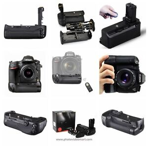 Battery Grips for Canon / Nikon / Sony