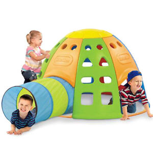 little tikes climbing dome.