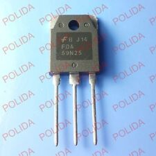 1PCS MOSFET Transistor FAIRCHILD TO-3P FDA59N25