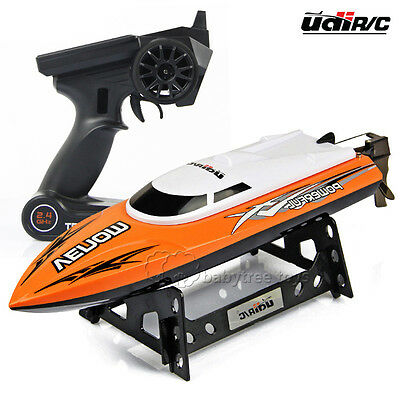 Udirc Venom 2 4Ghz Remote Control Rc High Speed Electric Boat Orange With Box