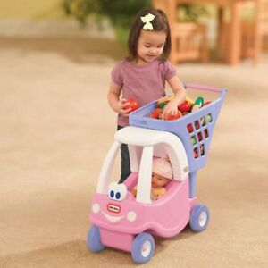 NEW: Little Tikes Cozy Shopping Cart - $35 NO TAX