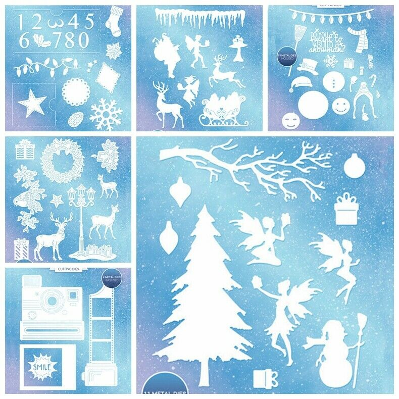 ZUI-R Clear Rubber Stamps Sets,German Clear Silicone Stamp Seal for DIY Scrapbooking Photo Album Decorative,