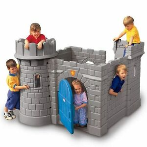Little Tikes Castle Playhouse with Slide