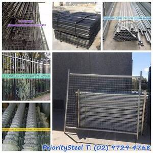 Wire Fence/Temporary Fence/Mesh Panel/Garden Fence/Star Picket Wetherill Park Fairfield Area Preview