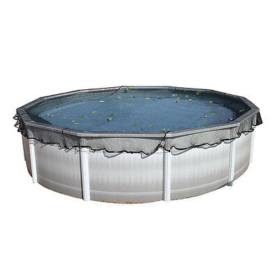 Harris Deluxe Leaf Net for Above Ground Round Pool