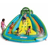 Bouncy House: Little Tikes Rocky Mountain River Race  - $275