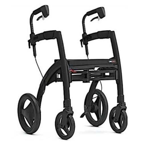 Rollator rollz motion² matt black