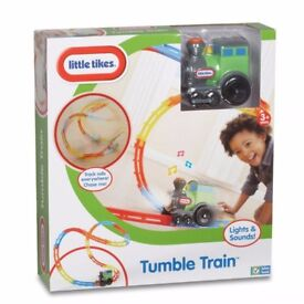 New Little Tikes Tumble Train